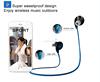 Low price Bluetooth v4.1 sport earphone from shenzhen manufacturer, running sport light weight wireless earbud