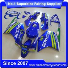 FFKHD026 Motorcycle ABS Fairing For MC18 1988 Movistar