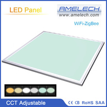 CCT AdjustableConstant Current Dimmable White LED Suspended Ceiling LED Light Panel