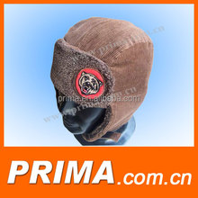 2015 popular winter cap and snow cap with earflaps