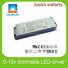 1800ma 60w constant cuurent 0-10v dimming led driver power supply