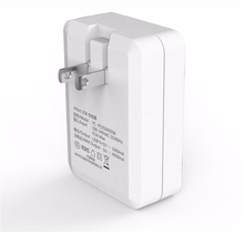 ORICO UI4P-WH 4 Port Micro USB charger 20W Smart Supercharger for Iphone/Ipad/Samsung-White