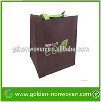 Stable Quality Print Pp Nonwoven Bag Min. Order: 10000 Pieces