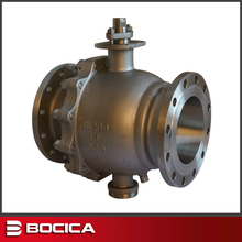 ANSI Flanged ball valve from china OEM/ODM factory