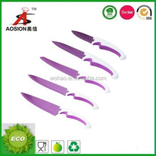 knives type stainless steel kitchen knife