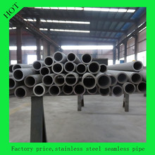 Stainless steel pipe for drinking water