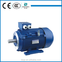 three phase electric high speed hydraulic motor