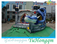 High Qaulity Dragon Bouncy Castle Inflatable Bouncer For Kids Toy