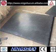 China factory of non slip indoor anti fatigue durable rubber mat for animal