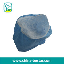 Disposable PP Peaked cap,CE/ISO13485/NELSON/FDA