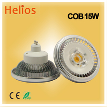 HeliosLight aluminum fin design GU10 base AR111 15W led lamps