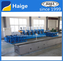 China automatic grinding polishing buffing machine for piston rod