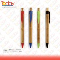 Bamboo shape design pen