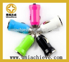 Car charger with 5V/2.1A output, can charger for two USB devices at same time car charger manufacturer