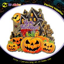 Children room decoration 3d holiday halloween sticker