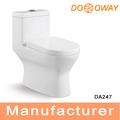 Lavagem do banheiro/siphonic uma peça do chuveiro wc armadilha p da247