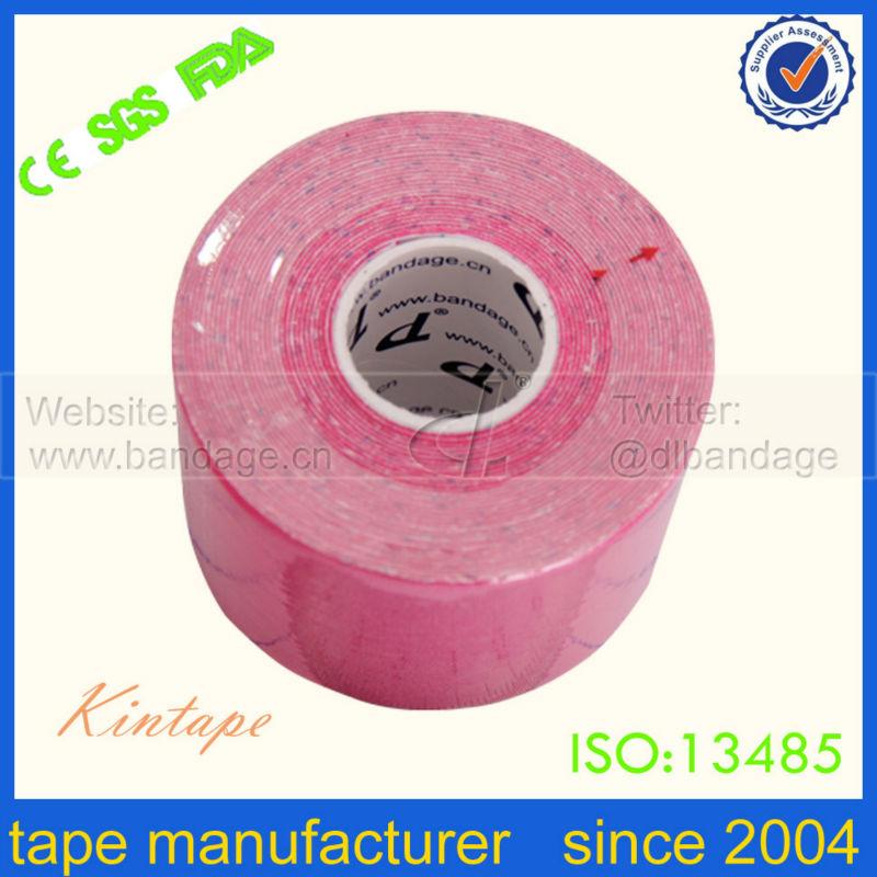 розовой воды доказательство Kinesio ленты