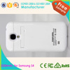 2015 new high capacity cell battery case for Samsung Galaxy S4 mini wholesale battery charger phone battery pack charger