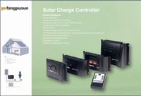 3A ~80A 12V~60V fangpusun solar charge controller and inverter