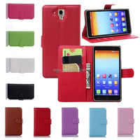 PU Leather Wallet Stand Flip Case For Lenovo S8 Phone Bag Cover with ID Card Holder Magnet