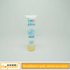 recycled plastic tube toothpaste container with offset printing