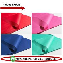 /ropa zapatos de embalaje/de regalo de papel de embalaje de papel de seda blanco