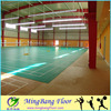 PVC sport floor tennis sport flooring badminton sport flooring