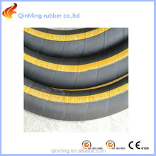 1-1/4 inch high temperature EPDM rubber air hose 32mm*44mm WP300PSI 1*50m