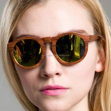 2015 Hot sale in world Handmade skateboard Wooden Sunglasses Colorful Lenses Eyewear