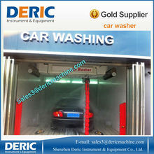 Blue Color Electric Car Wash Machine with Waxing
