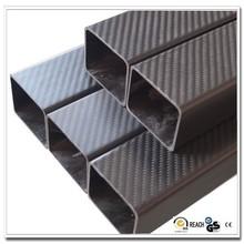 Price of 3k carbon fiber square tubes strong /customize carbon fiber tube