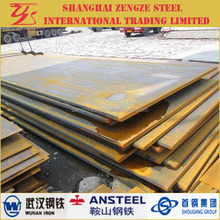 Steel hot company GB X60 pipeline steel plate with high quality service