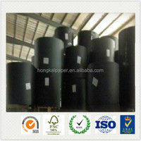 Dongguan manufacturer black cardboard paper from China
