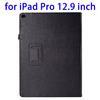 Wholesale Price Litchi Texture Leather for iPad Pro Flip Cover