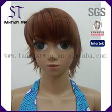 Wholesale heat resistant cosplay wig