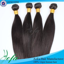 The resell / wholesale / ex-price raw virgin unprocessed human hair hair products