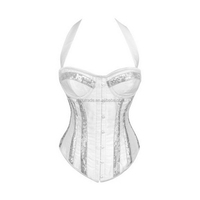 New good quality nylon/cotton womens back support corset