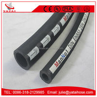 Hot Sale Products High Pressure Hydraulic 1 Inch Rubber Hose