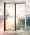 correderas de aluminio de la ventana y la puerta