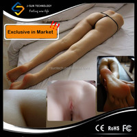 new arrival cyberskin products male sex toy