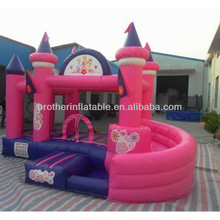 Commercial baby inflatable bouncy princess house