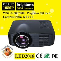 Used profile projector trade assurance supply support 1500 lumens video projector