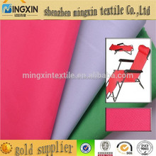 300D packable ripstop personal protective waterproof polyester oxford fabric for beach chair