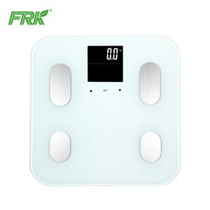 저렴한 180 kg 396lb 디지털 전자 건강 가중치 규모 투명 유리 가정용 체지방 저울