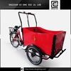 carriage bike front load tricycles BRI-C01 transport bicycle