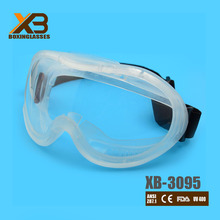 2015 Stylish medical safety goggles