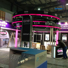 Hot Sale Trade Show Display, Fashionable Exhibition Display