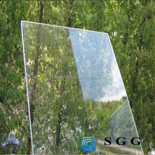 Top A quality 2mm super clear float glass non-glare picture frame glass