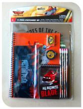 cute students stationery set, children school study stationery kit