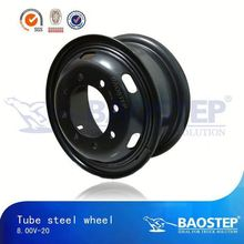BAOSTEP Excellent Verticality Tuv Certified Car Alloy Wheels Rims